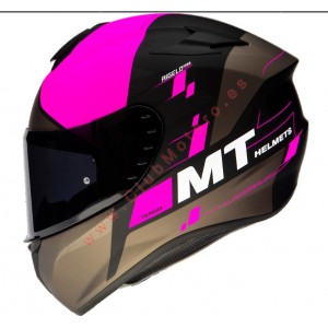 Casco MT Targo Rigel A5...