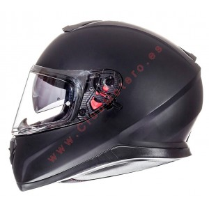 Casco MT THUNDER SV Negro Mate
