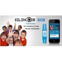 Pulsera Silincode SOS para deportistas, niños y mayores