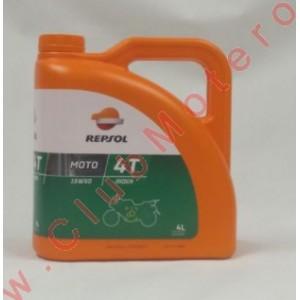 Aceite Motor 4T Repsol...