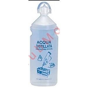 Agua Destilada Baterias 1Litro