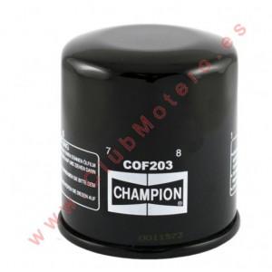 Filtro Champion COF203
