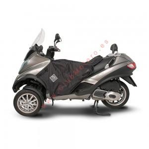 Cubre piernas Tucano Urbano R062 para Piaggio MP3 / touring / 400 LT / 500 Sport / 500 Business / Hybrid y Gilera Fuoco