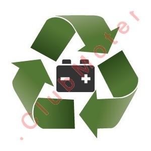 Servicio de recuperación de batería