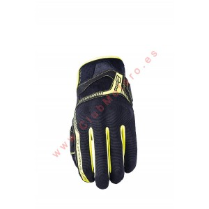 Guantes Five RS3 Negro / Fluo