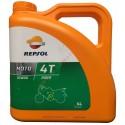 Aceite Motor 4T Repsol Mineral Rider 20W/50 4L