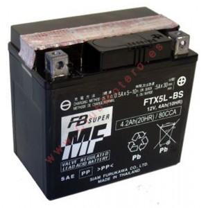 Batería Furukawa FTX5L-BS...