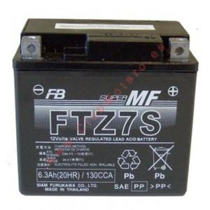 Batería Furukawa FTZ7-S...