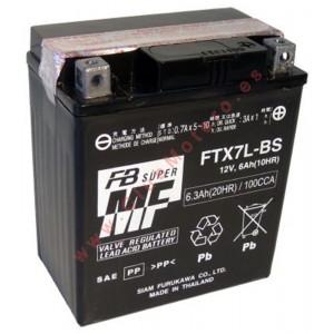 Batería Furukawa FTX7L-BS...