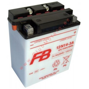 Batería Furukawa 12N14-3A...