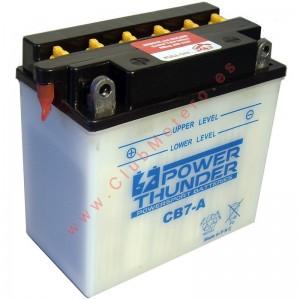 Batería Power Thunder CB7-A...