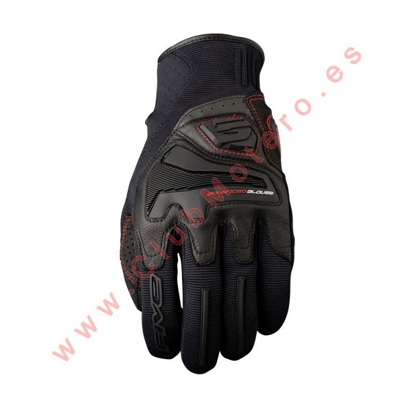 Guantes Five RS4 Negro