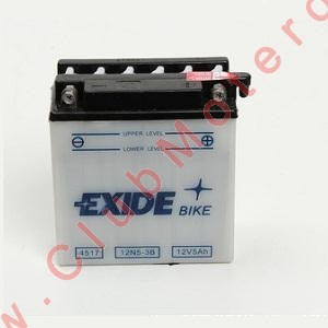 Batería Exide YTX14-BS