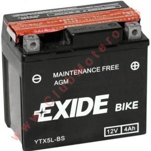 Batería Exide YTX4L-BS