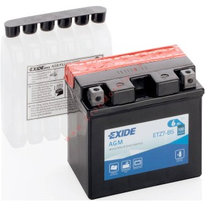 Batería Exide YTZ7-BS
