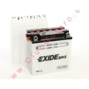 Batería Exide YB7-A