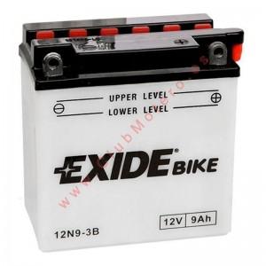Batería Exide 12N9-3B