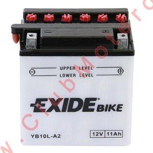 Batería Exide YB10L-A2