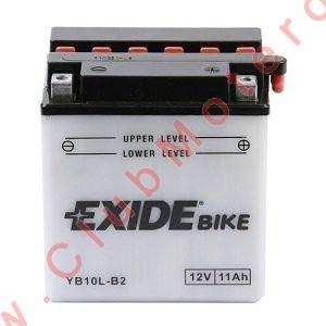 Batería Exide YB10L-B2