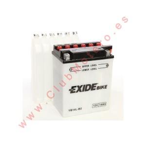 Batería Exide YB14L-B2