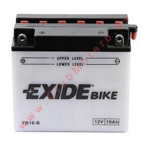 Batería Exide YB16-B