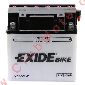 Batería Exide YB16CL-B