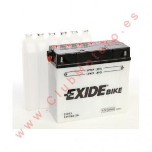 Batería Exide 12Y16A-3A