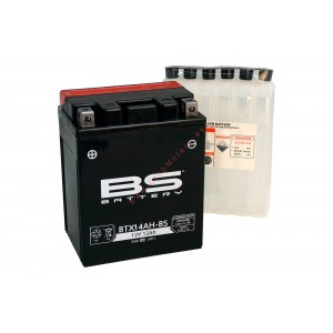 Batería BS Battery YTX14AH-BS