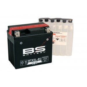 Batería BS Battery BTX5L-BS