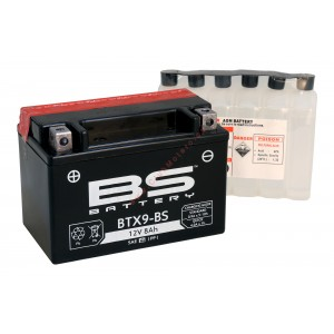 Batería BS Battery YTX9-BS