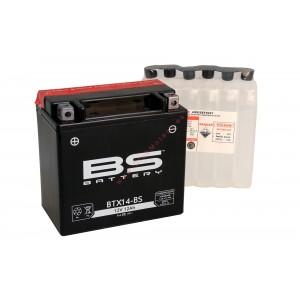 Batería BS Battery BTX14-BS