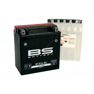 Batería BS Battery BTX16-BS