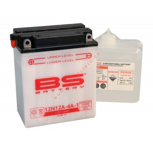 Batería BS Battery 12N12A-4A-1