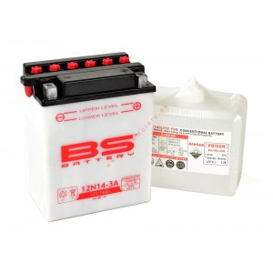 Batería BS Battery 12N14-3A