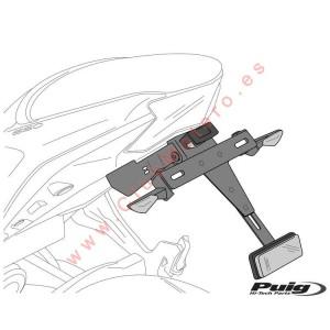Portamatrículas PUIG Suzuki GSX-R1000