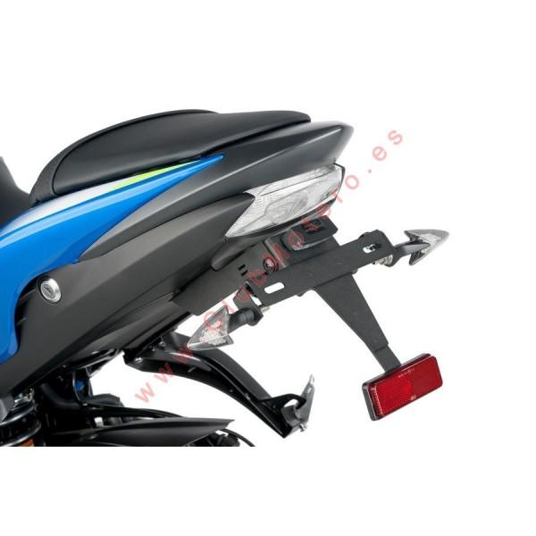 Portamatrículas PUIG Suzuki GSX-S1000