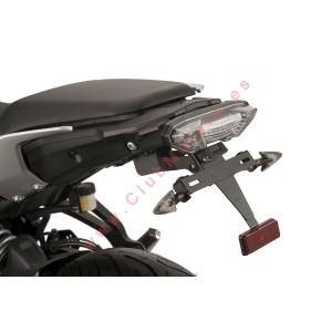 Portamatrículas PUIG Yamaha MT-07 TRACER