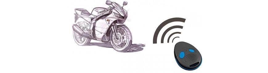 Alarmas de moto con o sin localizador GPS.