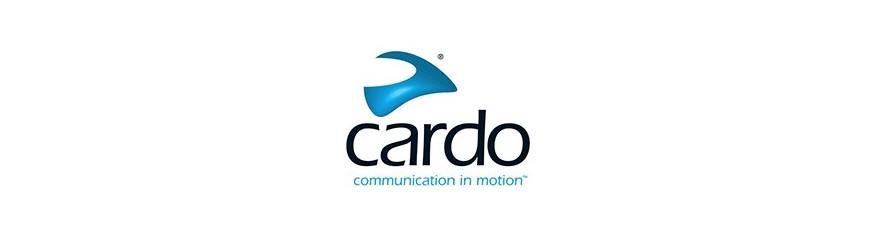 Todos los intercomunicadores de la marca Cardo disponibles en ClubMotero.es