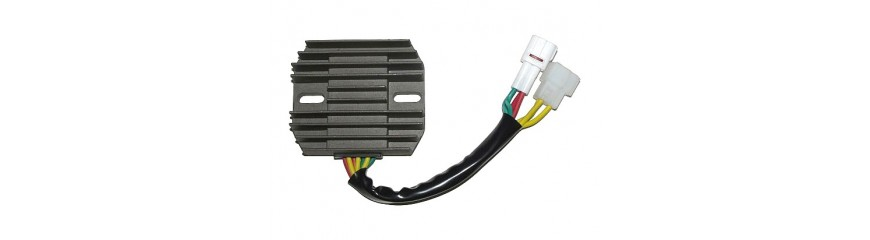 Reguladores de corriente para todo tipo de motos