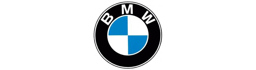 Control de crucero integrado en motos BMW.