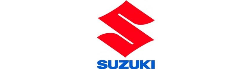Control de crucero integrado en motos Suzuki.