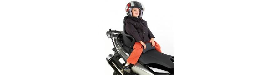 Cascos de moto especial niños