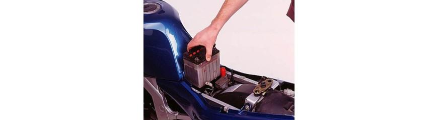 Baterías para todo tipos de motos